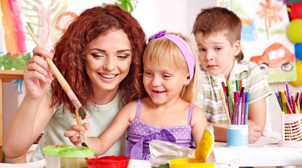 кружок для детей по рисованию