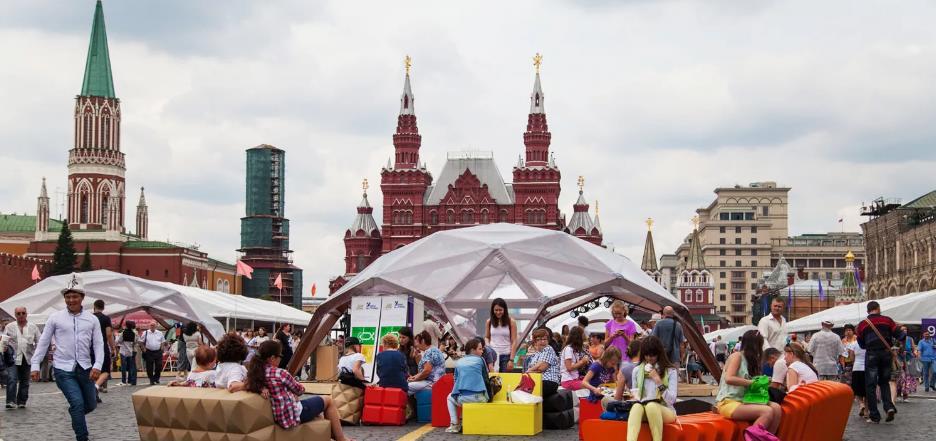 Куда сходить в Москве сегодня и на выходные